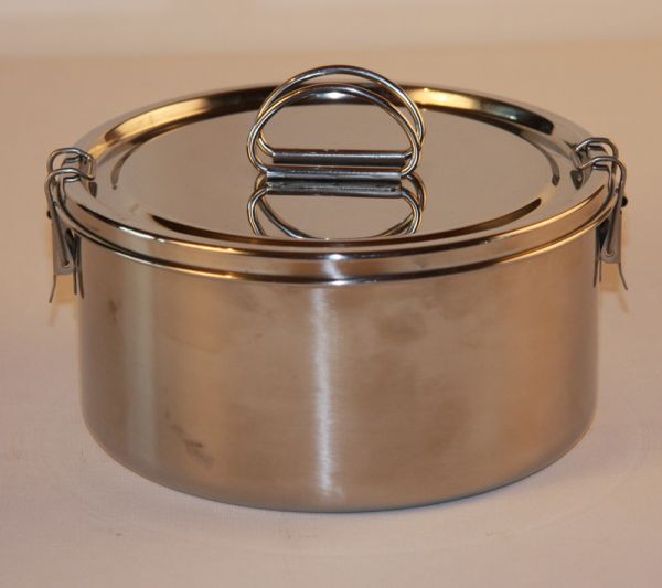 how to cook xmas pudding in tin