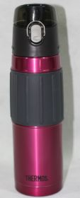 Stainless Steel 530 ml Red Hydration Bottle